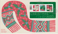 CANADA 2018 CHRISTMAS WARM AND COZY SOUVENIR SHEET FIRST DAY COVER