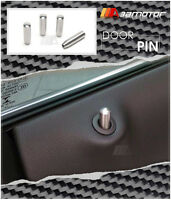 Stainless Metal Door Lock Pins for Mercedes W203 C55 AMG W210 W211 C E Class E55