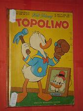 WALT DISNEY- TOPOLINO libretto- n° 843 - originale mondadori -anni 60/70
