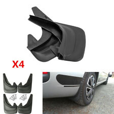 "4pcs Plastic Car Mud Flap Mudflaps Splash Guard Fender Protector 14.17""x9.45"""