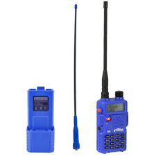 5 Watt Dual Band Offroad Racing Handheld Radio Bundle XL Battery & Ducky Antenna