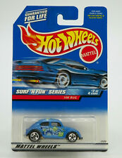 Hot Wheels Surf 'N Fun Series VW BUG Blue 1999 New Free Shipping