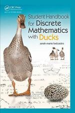 STUDENT HANDBOOK FOR DISCRETE MATHEMATICS WITH DUCKS - BELCASTRO, SARAH-MARIE -