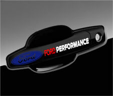Ford Performance Stickers JDM Vinyl Decals for handle, mirror, wheels (set of 8)