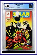 Solar Man Of The Atom #36 CGC Graded 9.8 Valiant September 1994 Comic Book