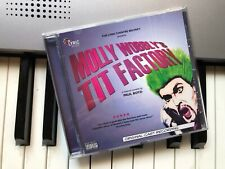 MOLLY WOBBLY'S TIT FACTORY - Rare 2012 Cast Recording signed