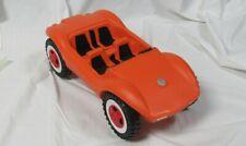 Vintage Barbie Gi Joe Orange Sports Car