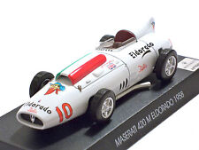 DIE CAST MODEL - MASERATI 420 M ELDORADO 1958 - STIRLING MOSS - Scala 1:43