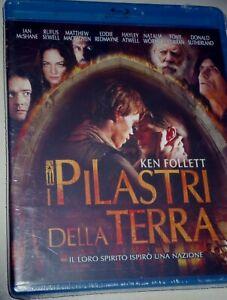 I PILASTRI DELLA TERRA 3 BLU RAY SIGILLATO originale EDIZIONE ITA-serie completa