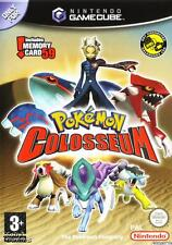 Pokemon Colosseum for Nintendo GameCube and Wii