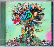 Suicide SQUAD Steven Price OST COLONNA SONORA SCORE CD DC COMICS HARLEY and Joker