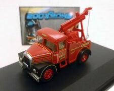 SCAMMELL HIGHWAYMAN CROWN GRUA TOW 1/76 OXFORD 00