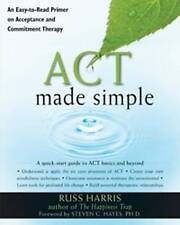 NEW ACT Made Simple By HARRIS R Paperback Free Shipping