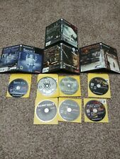 Silent Hill 1 2 3 4 Origins Shattered Memories (Playstation 2, PS2) Lot TESTED