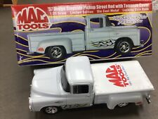 Speccast Mac Tools '57 Dodge Stepside Street Rod Coin Bank 1/25 Scale