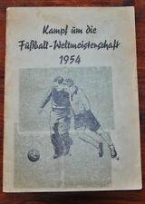 Kampf um die Fußball-Weltmeisterschaft 1954, Band 1, Sammelbilder, OK Verlag