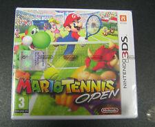 MARIO TENNIS OPEN  3DS NUOVO SIGILLATO PAL ITALIANO