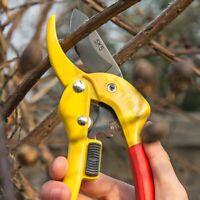 Garden Home Pruning Shears Pruner Ratchet Scissors Branch Cutter Trimmer Tools