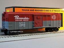 MTH RAILKING NYC 40' PACEMAKER BOXCAR O GAUGE train new york central 30-74783