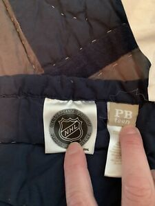 Pottery Barn teen NHL quilt