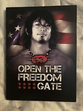 Dragon Gate USA Open The Freedom Gate DVD ROH FIP EVOLVE PWG WWE NXT