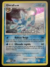 Carte Pokemon GIVRALI 5/100 Holo D&P Aube Majestueuse FR NEUF