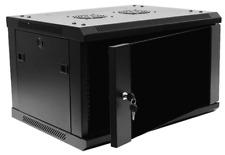 NavePoint 6U Deluxe IT Wallmount Cabinet 19-Inch Server Network Rack