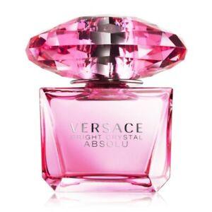 Versace - Bright Crystal Absolu EDP For Women 90ML + Sample