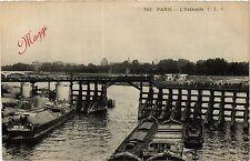 CPA PARIS 12e-L'Estacade (322937)