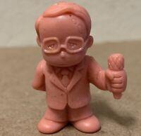 MUSCLE Men Mattel Flesh rare The Announcer 162 Kakano San mini vinyl figure toy