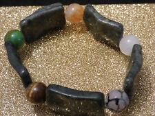 Damenarmband Armband Edelsteine handgefertigt Jaspis & Achat