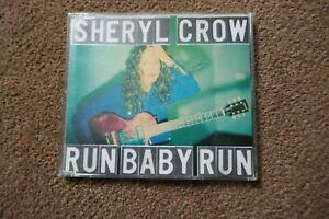Sheryl Crow - Run Baby Run CD Single