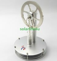 Low Temperature Stirling Engine Motor Steam Heat Education Model Toy DWCL-01 S