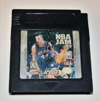*NBA JAM 99 NINTENDO ORIGINAL GAMEBOY COLOR GB GAME