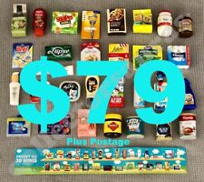 SPECIAL Little Shop2 - 30 minis + New Case + Newspaper mini  $79 + 10.50 postage