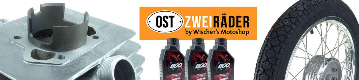 Ostzweiräder by Wischer's Motoshop