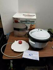 Nordic Ware Tender Cooker Microwave Pressure 2.5 Quarts Cooker