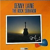 Denny Laine - Rock Survivor CD 2006 NEW SEALED Moody Blues, Wings