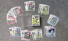 Merlin 1991 Rugby Football League trading cards. Full set of 160. Excellent.