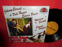 VARIOUS Rock baby Rock it 10inch 33rpm LP ITALY 1982 MINT-