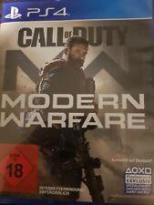 Call of Duty: Modern Warfare (PlayStation 4. 2019)