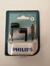 Philips SHE1405BK/10 In-Ear Headphone Headset With Mic - Black