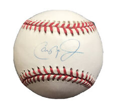Cal Ripken Jr Signed Autographed Auto ROMLB Official Baseball Orioles Ripken COA