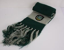 Harry Potter Slytherin House Scarf  Soft Warm Costume Cosplay Hollaween's Gift