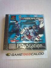 NHL POWERPLAY 98 (PS1 PSX PS2) NUOVO SIGILLATO
