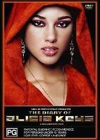 Alicia Keys-The Diary Of Alicia Keys (DVD,2005)Includes BonusBooklet NEW+SEALED