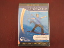 The Gift of Yoga John Sovec Yoga Hub Revolving Around You DVD NEW factory sealed