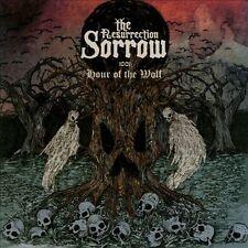 RESURRECTION SORROW Hour of the Wolf CD 10 tracks SEALED NEW Midnight Dreams USA