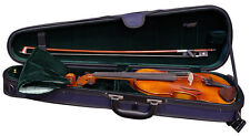 Quality Hand Made 3/4 Violin Outfit Case Bow Rosin