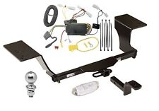 Complete Tow Package for Toyota Camry and Avalon, Fits Multiple Years